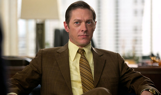 Q&A – Kevin Rahm (Ted Chaough)