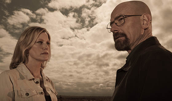 <em>Breaking Bad</em> Nabs Three Gold Derby TV Awards Including Best Drama