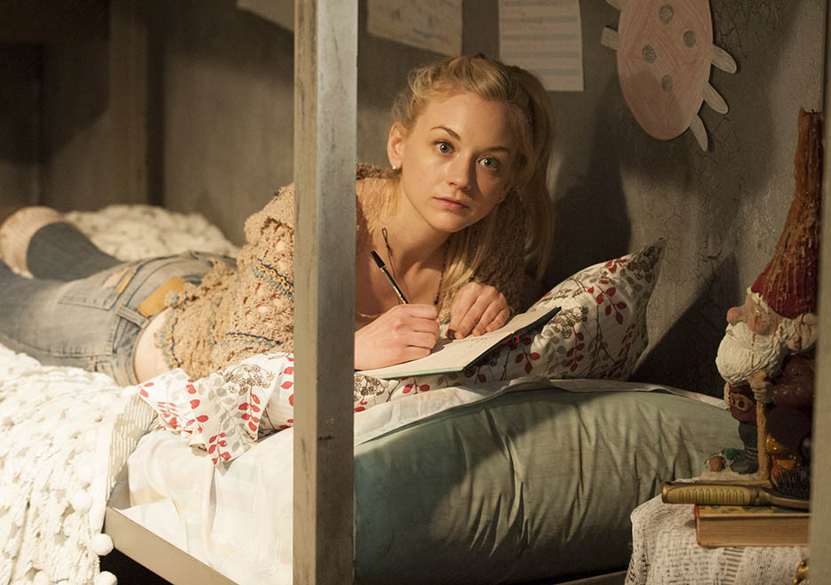Beth Greene (Emily Kinney) in Episode 1 of The Walking Dead