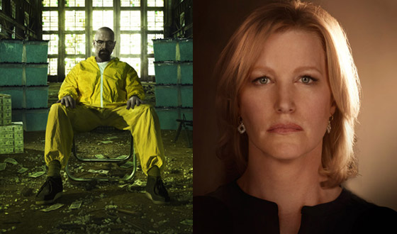 <em>Breaking Bad</em> Wins Emmy for Best Drama While Anna Gunn Wins for Best Supporting Actress