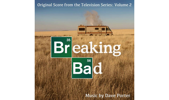 <em>Breaking Bad</em> Original Score – Volume 2 Now Available for Download