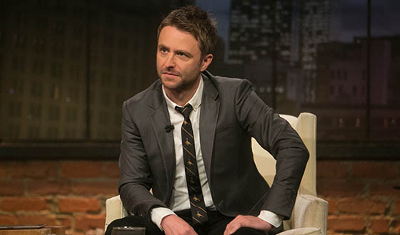 <em>Talking Dead</em> Airs This Sunday With Guests Chris Jericho and Gillian Jacobs