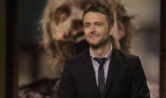 <em>Talking Dead</em> Premieres This Sunday 10/9c With Guests Scott M. Gimple and Nathan Fillion