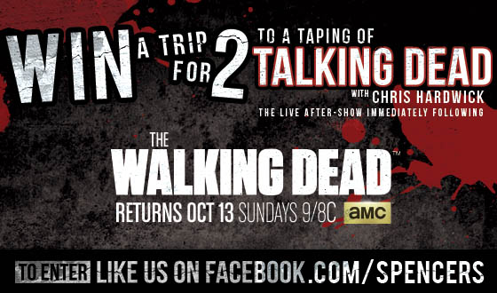 You Could Win a Trip for Two to See <em>Talking Dead</em> Live in Los Angeles