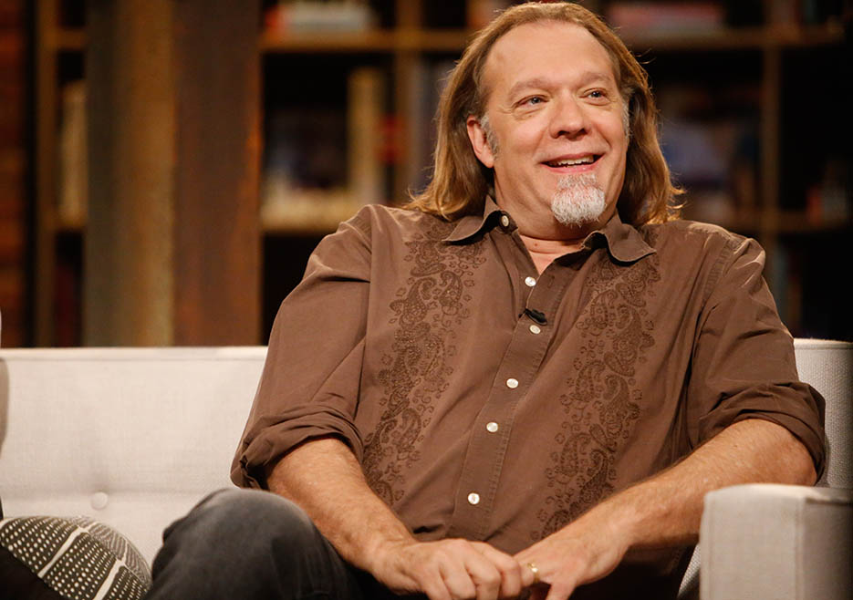 Greg Nicotero (The Walking Dead Executive Producer, Special FX Makeup Designer) in Episode 2 of The Talking Dead