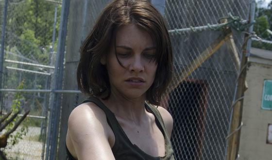 Q&A –Lauren Cohan (Maggie Greene)