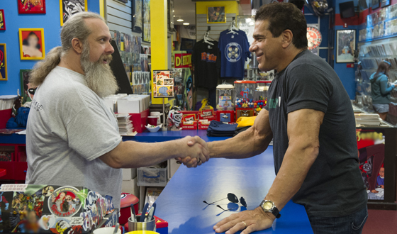 <em>Comic Book Men</em> Season 3 Premiere Full Episode Now Available on www.amc.com