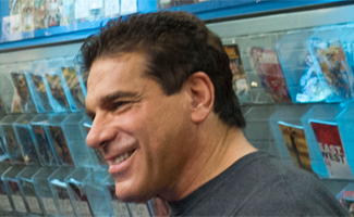 </em>Comic Book Men</em> Q&A – Lou Ferrigno