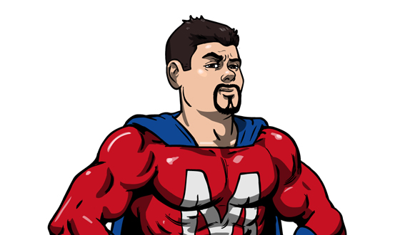 Think You're a Comics Superfan? Play Michael Zapcic's Comic Book Ultimate Fan Game to Prove It