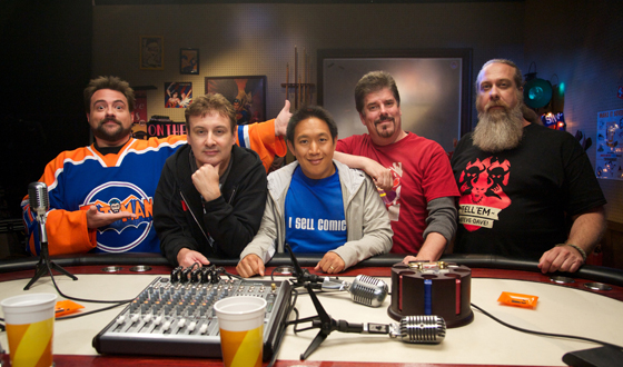 Ten Ways to Get Ready for the <em>Comic Book Men</em> Season 3 Premiere This Sunday Midnight/11c