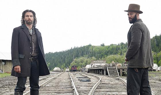 AMC Renews <em>Hell on Wheels</em> for an Expanded Fourth Season
