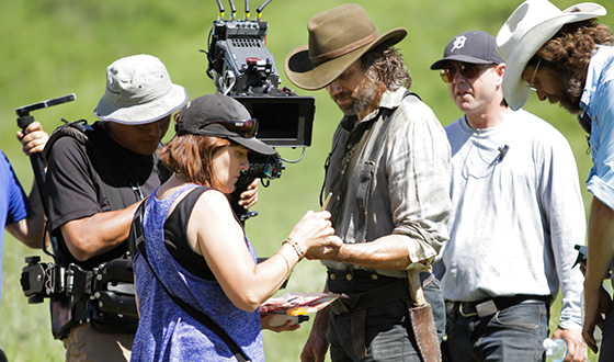 Behind the Scenes Photos From <em>Hell on Wheels</em> Season 3
