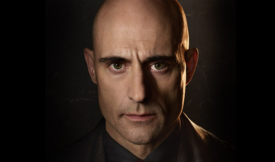 Q&A – Mark Strong (Frank Agnew)