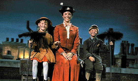 1960s Handbook – Mary Poppins