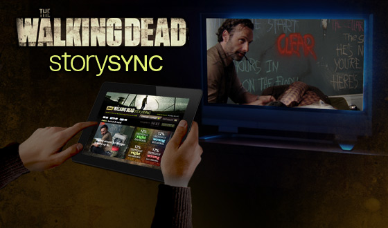 Story Sync Makes <em>The Walking Dead</em> a Two-Screen Experience