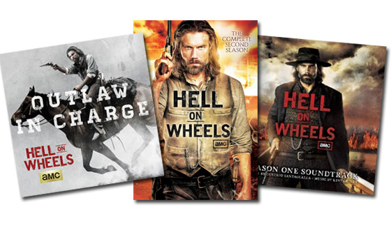 Solve Your Holiday Shopping Woes With the <em>Hell on Wheels</em> Holiday Gift Guide