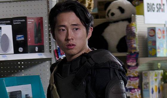 Q&A – Steven Yeun (Glenn)