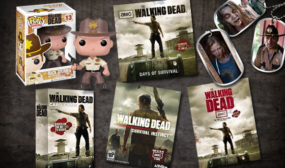 More Holiday Gift Ideas for Fans of <em>The Walking Dead</em>