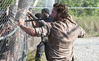 Robert Kirkman Offers Tidbit on Season 4; Norman Reedus, Andrew Lincoln Visit Singapore