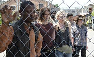 <em>The Walking Dead</em> Nabs Golden Reel Noms; Cast to Appear on <em>Conan</em>