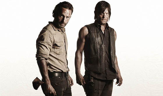 You Could Win Tickets to Attend <em>The Walking Dead</em> Season 5 Premiere in Los Angeles