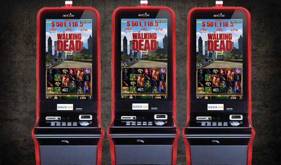 <em>The Walking Dead</em> Slot Game Now at a Casino Near You