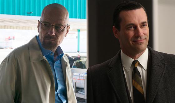 <em>Breaking Bad</em> and <em>Mad Men</em> Snag Two Dorian Award Nominations Each
