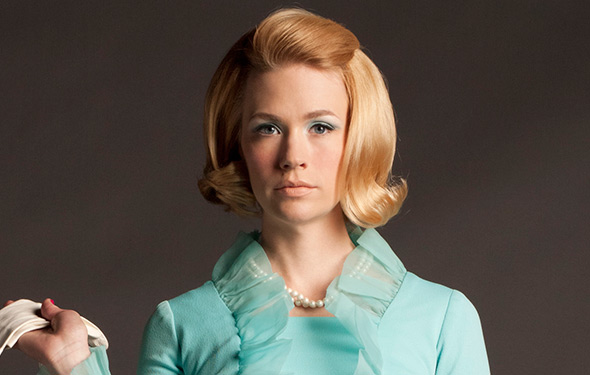 Just in Time for Fashion Week, the <em>Mad Men</em> Lookbook of Hair and Makeup