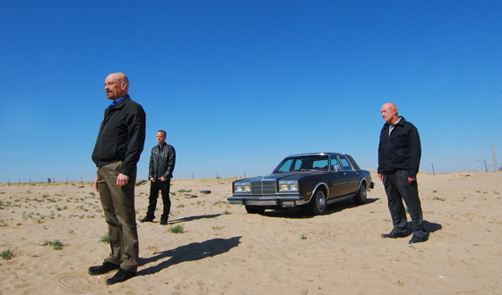 <em>Breaking Bad</em> Nominated for Two Location Manager&#8217;s Guild Awards