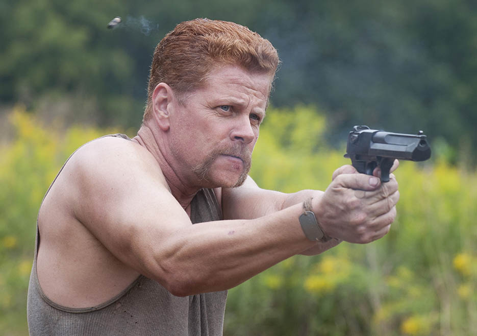Abraham Ford (Michael Cudlitz) in Episode 11 of The Walking Dead