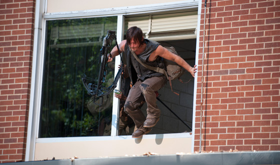 Tune Into Live Twitter Q&A With <em>The Walking Dead</a>'s Norman Reedus