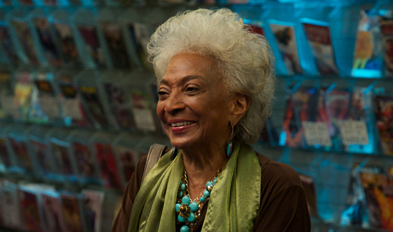 Six Things You Didn't Know About <em>Star Trek</em>'s Nichelle Nichols
