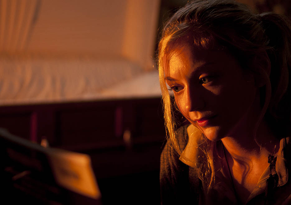 Beth Greene (Emily Kinney) in Episode 13 of The Walking Dead