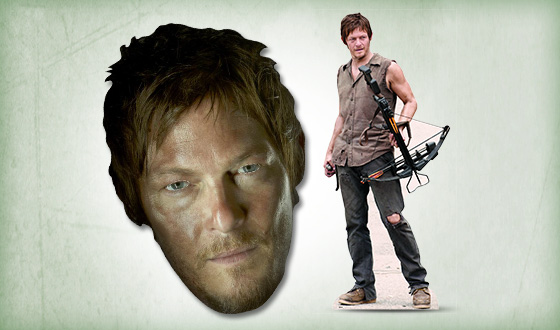 Shop <em>The Walking Dead</em> Official Store for a Free Daryl Mask