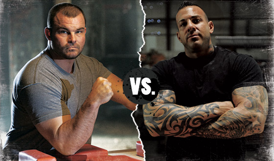 <em>Game of Arms</em> Poll &#8211; Who Should Win in a Battle Between Travis Bagent and Mike Ayello?