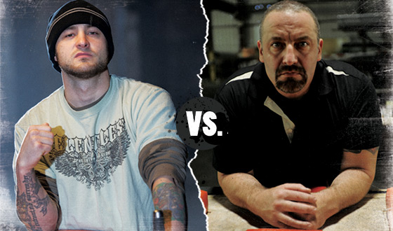 <em>Game of Arms</em> Poll &#8211; Who Should Win in a Battle Between John Heynoski and Dan Fortuna?