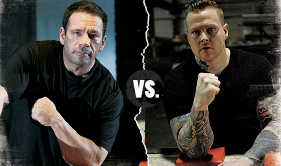 <em>Game of Arms</em> Poll – Who Should Win in a Battle Between James Wagner and Rob Bigwood?