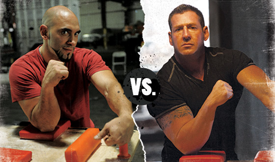 <em>Game of Arms</em> Poll – Who Should Win in a Battle Between Mike Selearis and Bart Wood?