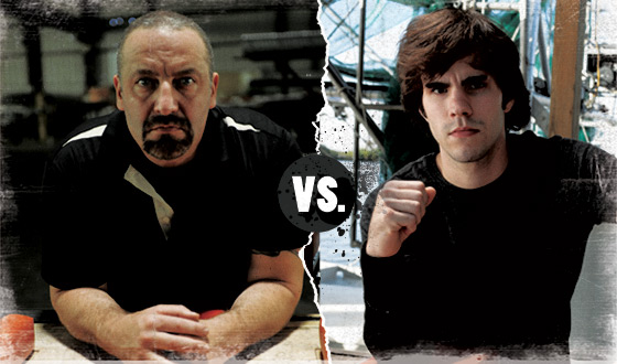 <em>Game of Arms</em> Poll &#8211; Who Should Win in a Battle Between Dan Fortuna and Ethan Fritsche?