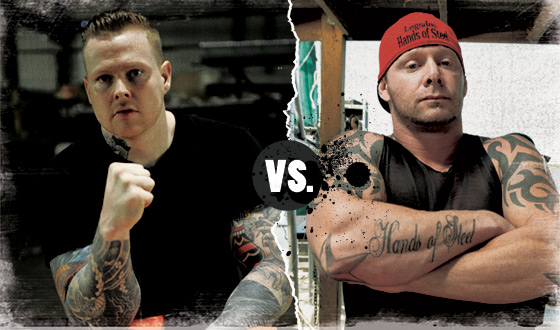 <em>Game of Arms</em> Poll &#8211; Who Should Win in a Battle Between Rob Bigwood and Bill Logsdon?