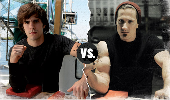 <em>Game of Arms</em> Poll &#8211; Who Should Win in a Battle Between Ethan Fritsche and Luke Kindt?