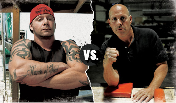 <em>Game of Arms</em> Poll &#8211; Who Should Win in a Battle Between Bill Logsdon and Mike McGraw?