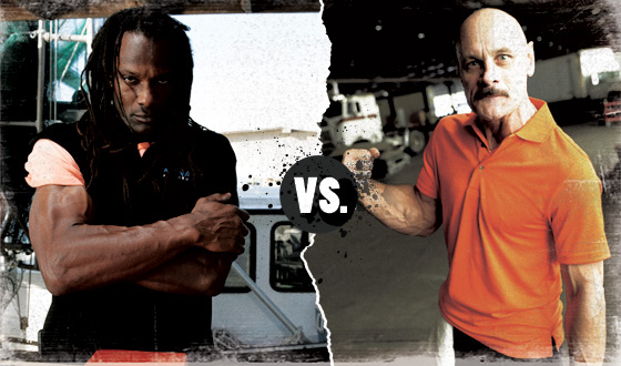 <em>Game of Arms</em> Poll &#8211; Who Should Win in a Battle Between Cobra Rhodes and Allen Fisher?