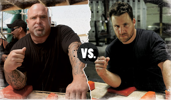 <em>Game of Arms</em> Poll – Who Should Win in a Battle Between Don Underwood and Tom Nelson?