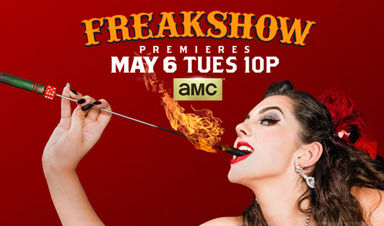 Check Out the New Season 2 Billboards for <em>Freakshow</em>