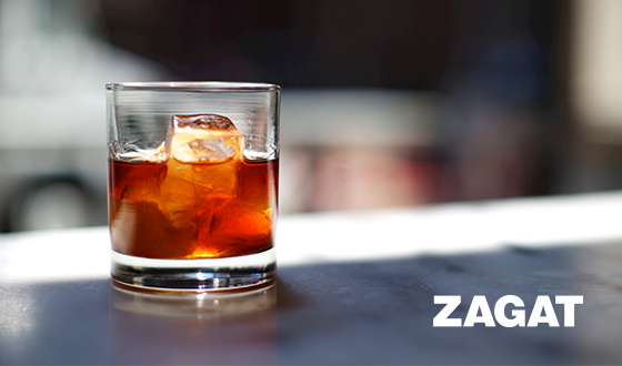 Dine Out <em>Mad Men</em>-Style With Zagat and Toast the New Season