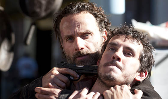 Robert Kirkman, Scott Gimple Tease Season 5; Andrew Lincoln Describes Rick's Evolution