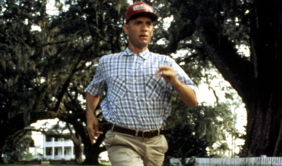 Run Forrest, Run! Be Sure to Catch Him On-Air and Online During Gump Week
