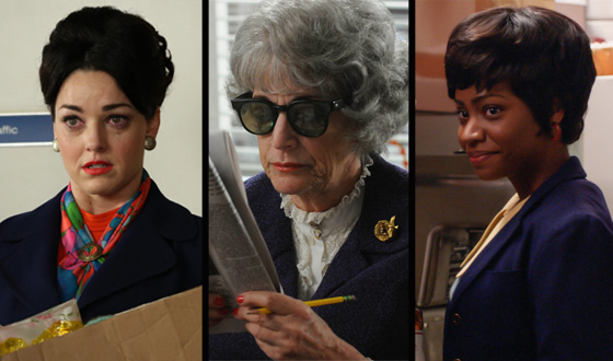 Secretaries Take the Spotlight in This New <em>Mad Men</em> Photo Quiz