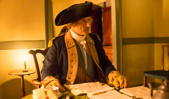 <em>TURN</em> Q&A – Ian Kahn (George Washington)